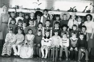 Przedszkolaki