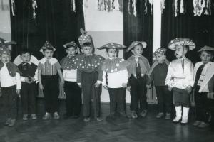 Przedszkolaki lata 71-73